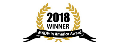 Gordon Brush is the winner of the 2018 made in America award
