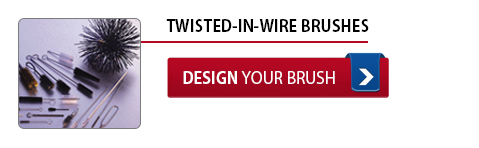 Twisted-In-Wire Brushes - Design Your Brush