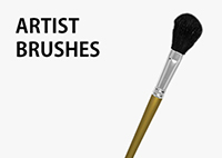 Artist & Forensic Brushes