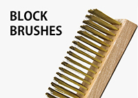 Block Brushes