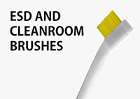 ESD & Cleanroom Brushes