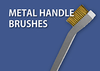 Metal Handle Brushes