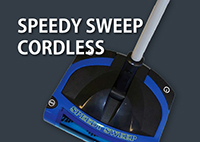 Speedy Sweep Cordless