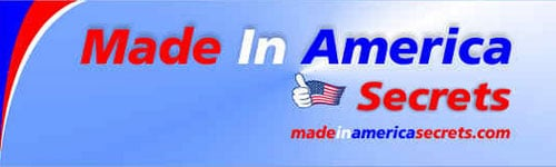 Made In America Secrets - madeinamericasecrets.com