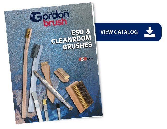 ESD & Cleanroom Brushes Catalog
