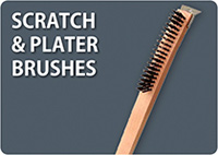 Scratch & Plater Brushes