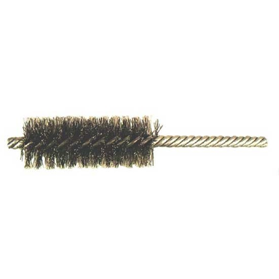 "1-1/2"" Brush Diameter .006"" Bristle Diameter  Double Spiral Power Brush - Nylon"