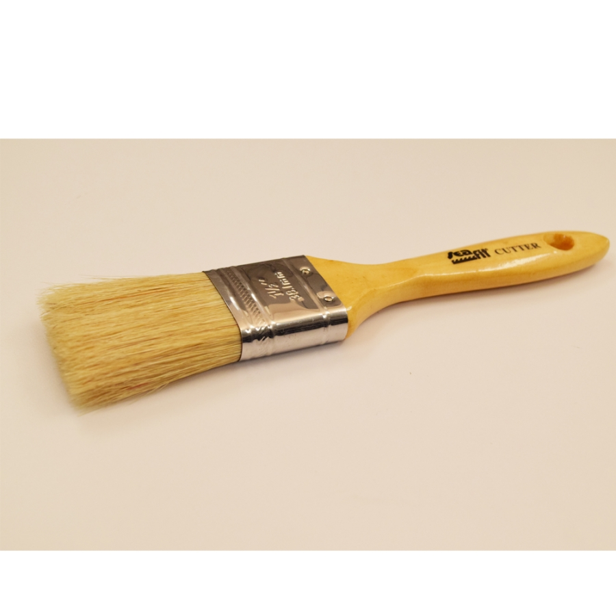 "1-1/2"" Cutter Paint Brush for Maritime Paint and Finishes"