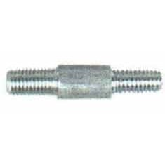 1/4-28 Male to 12-24 Male Adaptor For Threaded Brush