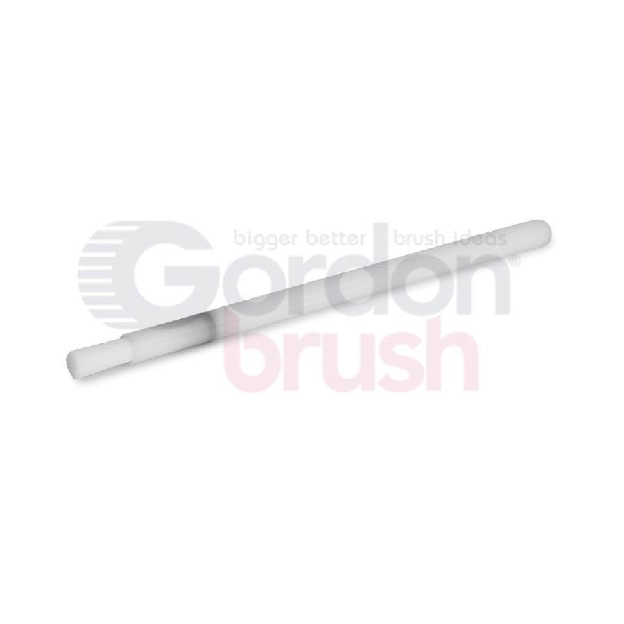 "1/4"" Diameter .008"" Nylon Applicator Brush with High Temp Glue"
