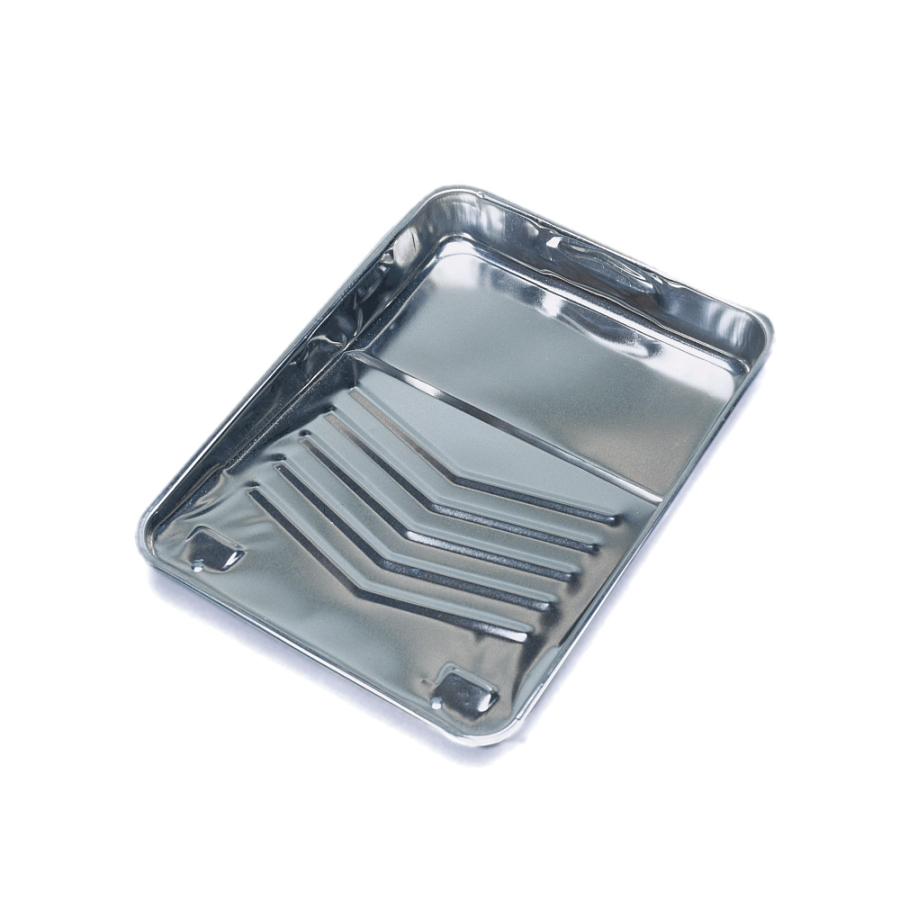 "12"" Jumbo Metal Tray, Ladder-lock legs"