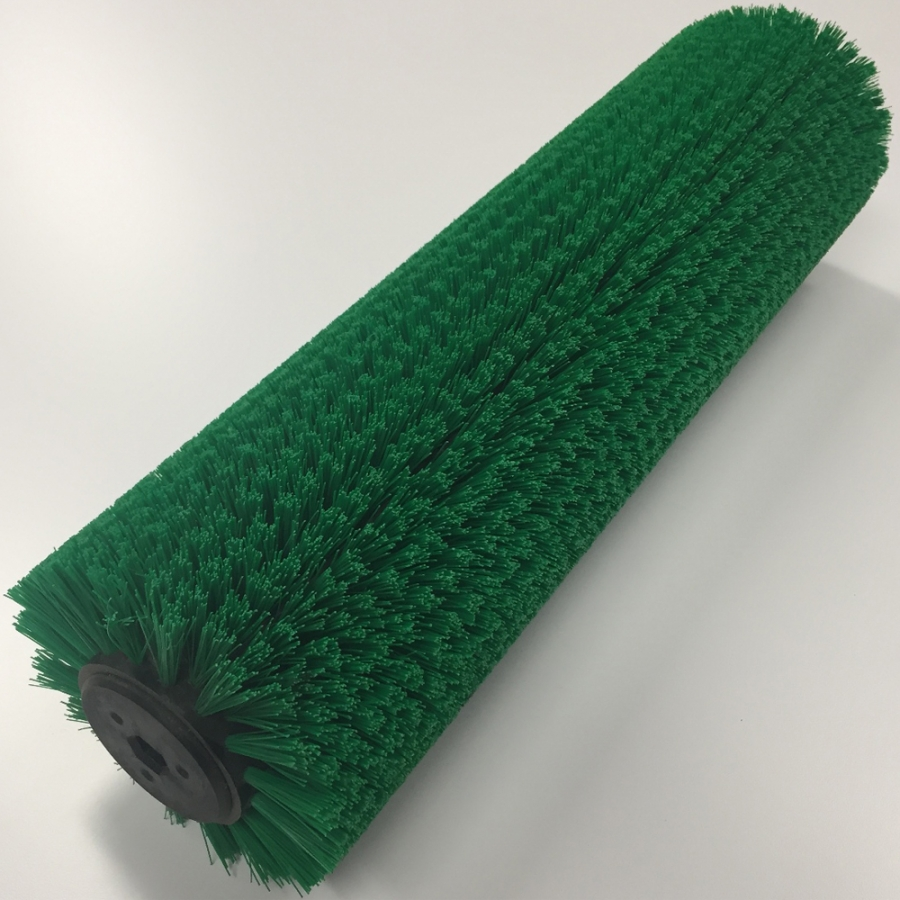 "15"" Green Cylinder Brush"