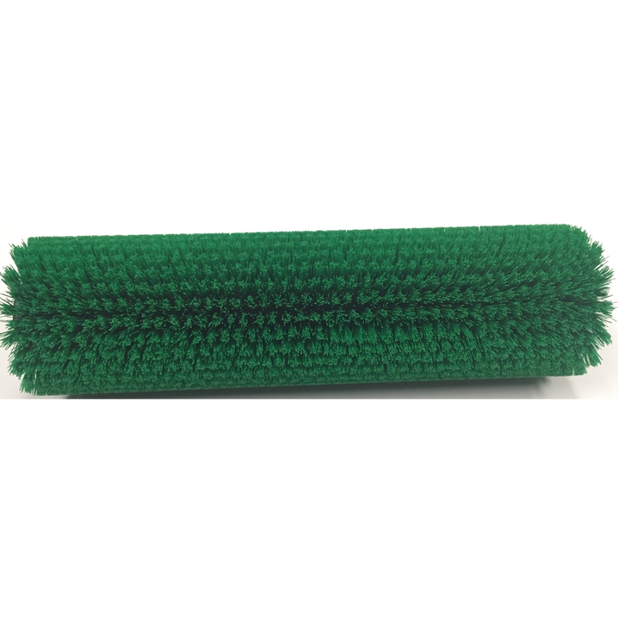 "15"" Green Cylinder Brush 2"