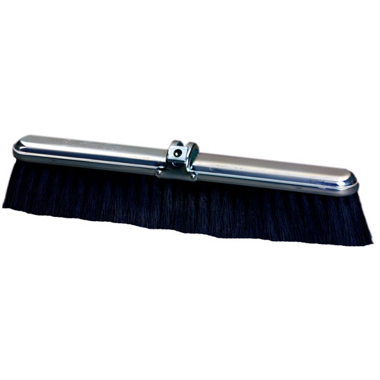 "18"" Polypropylene Floor Broom - For Smooth Surfaces"