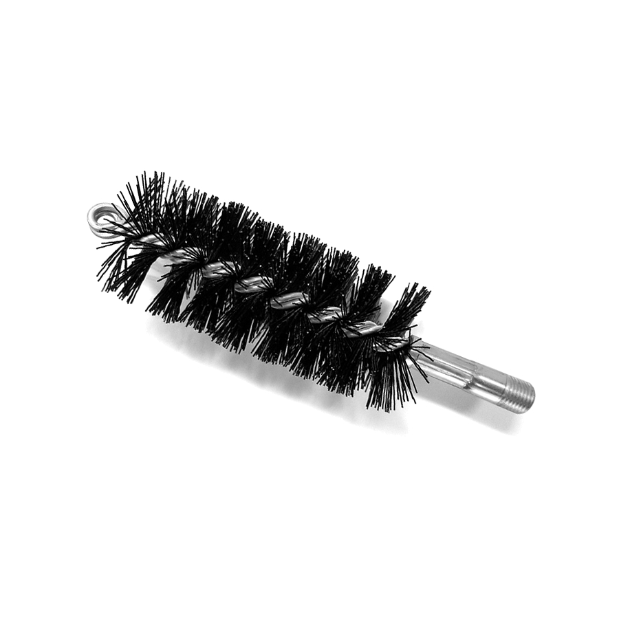 "2"" Brush Diameter Condenser Tube Brush - Nylon"