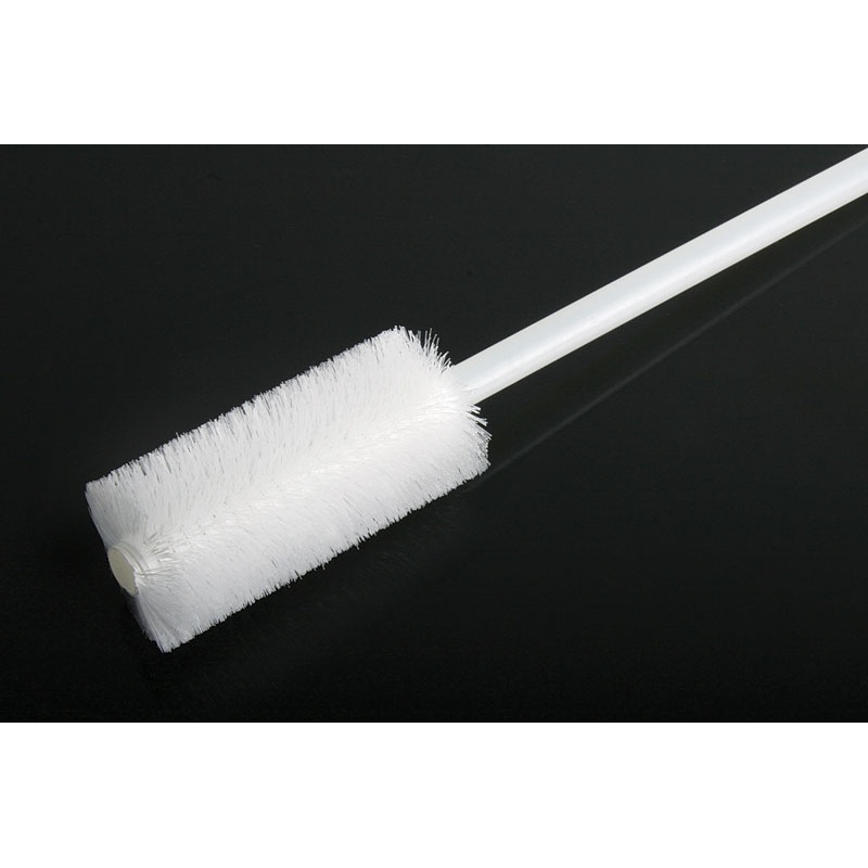 "2"" Brush Diameter Metal Free Tube Brush - Polypropylene"