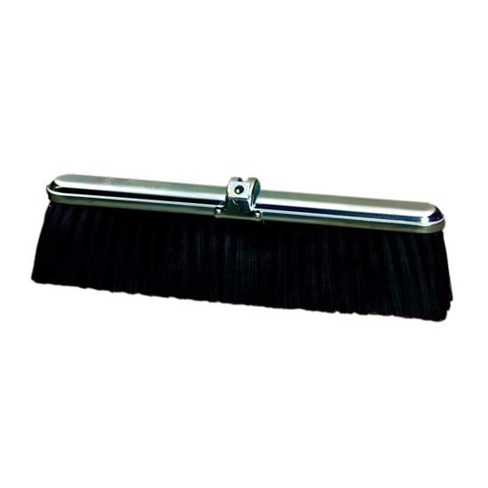 "24"" Polypropylene Floor Broom - For Rough Surfaces 1"