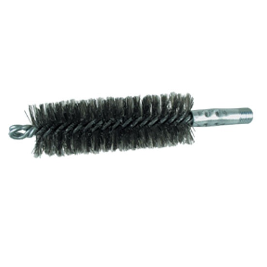 "3-1/2"" Brush Diameter Condenser Tube Brush - Stainless Steel"