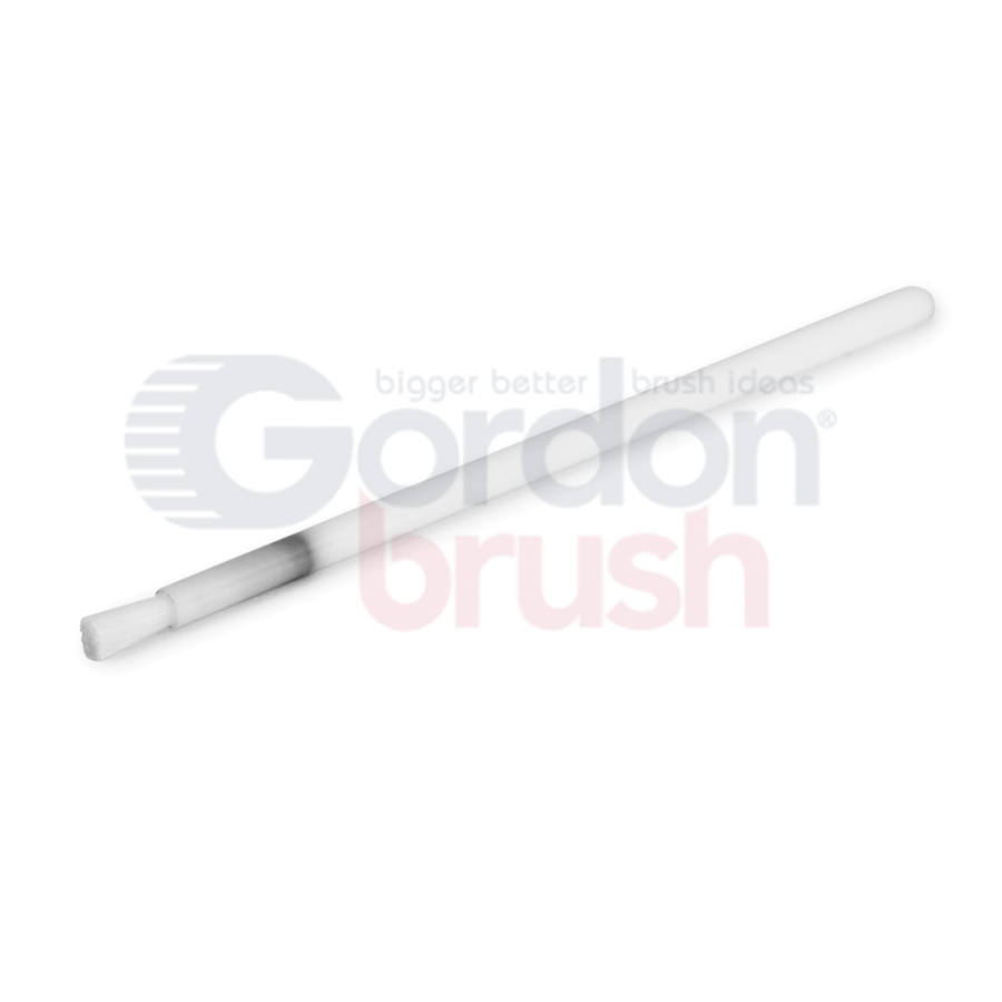 "3/16"" Diameter Nylon Applicator Brush with High Temp Glue"