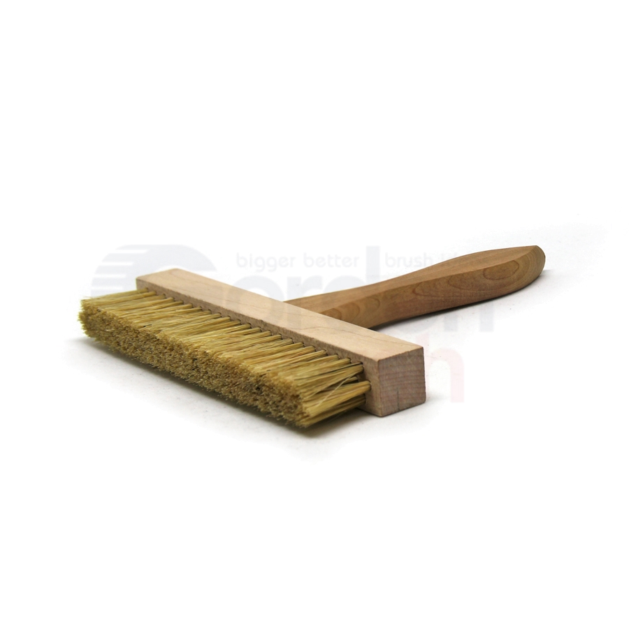 3 x 22 Hog Bristle and Wood Handle Applicator Brush