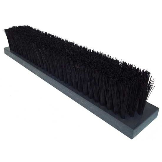 "35"" Black Nylon Block Brush"