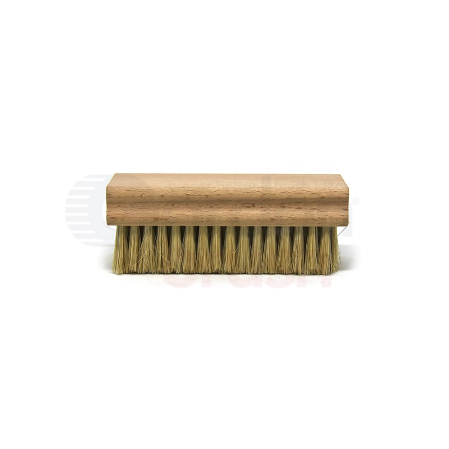 "4-1/2"" x 1-3/4"" Hog Bristle Hand Scrub Block Brush 2"