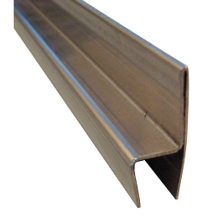 #4 Stainless Steel Channel Holder (Straight)