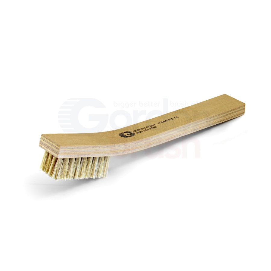 4 x 9 Row Hog Bristle and Plywood Handle Large Scratch Brush