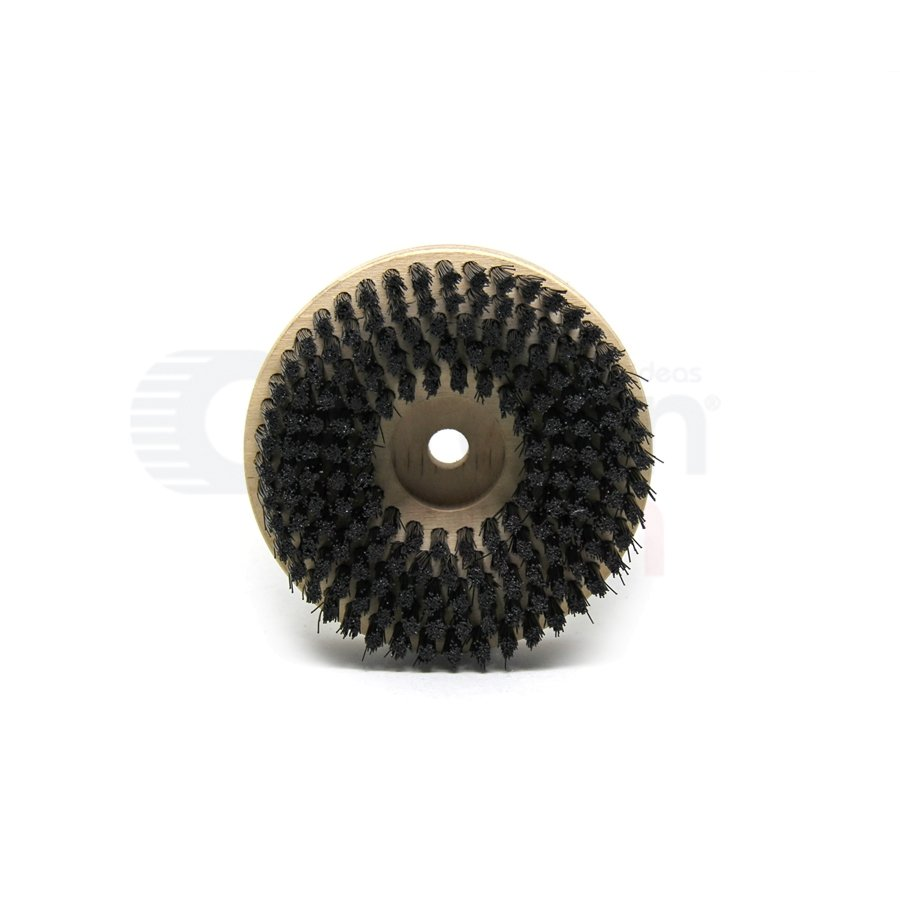 "5"" Diameter Nylon Rotary Scrub Brush 1"