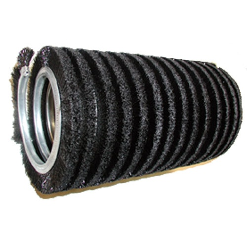 "5.2"" Diameter Cylinder Brush--Spiral Wound Coil Brush"
