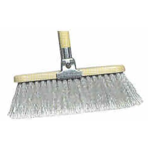 "9"" Average Duty Upright Brooms Steel Swivel Socket"