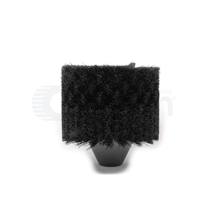 "9"" Bore Brush with .040"" Nylon Bristles"
