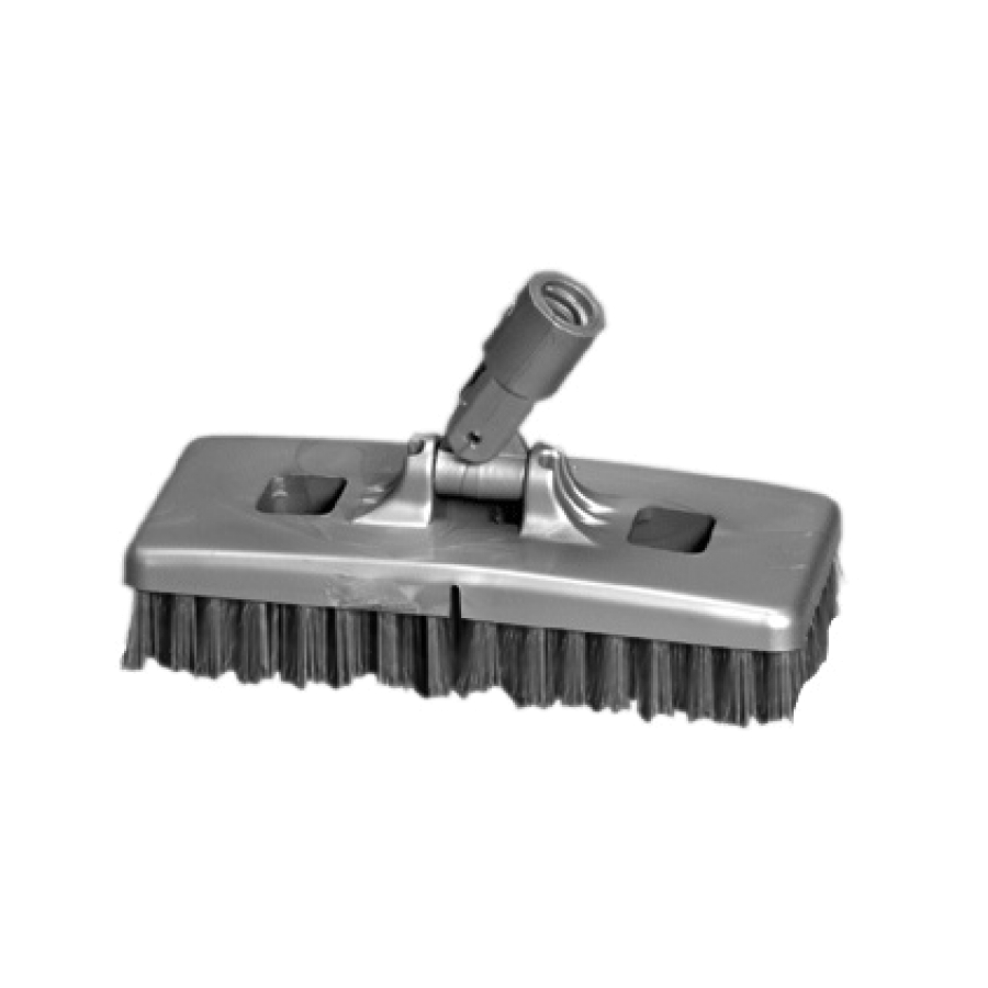 "9"" Multi Purpose Scrubber with Polypropylene Bristle"