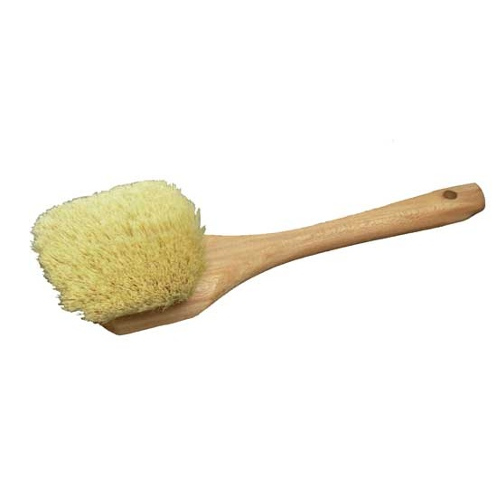 "9"" Utility Brush - Tampico Hardwood Block"