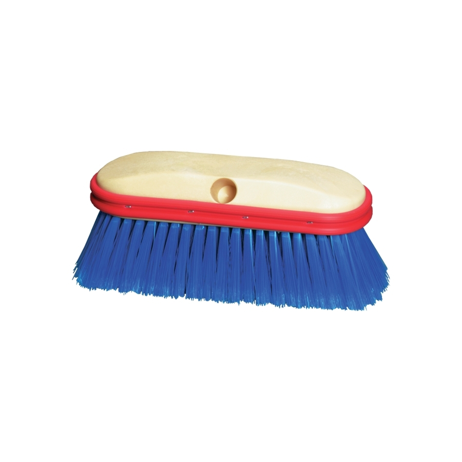 "9"" Wash Brush – Blue Polystyrene (medium soft)"