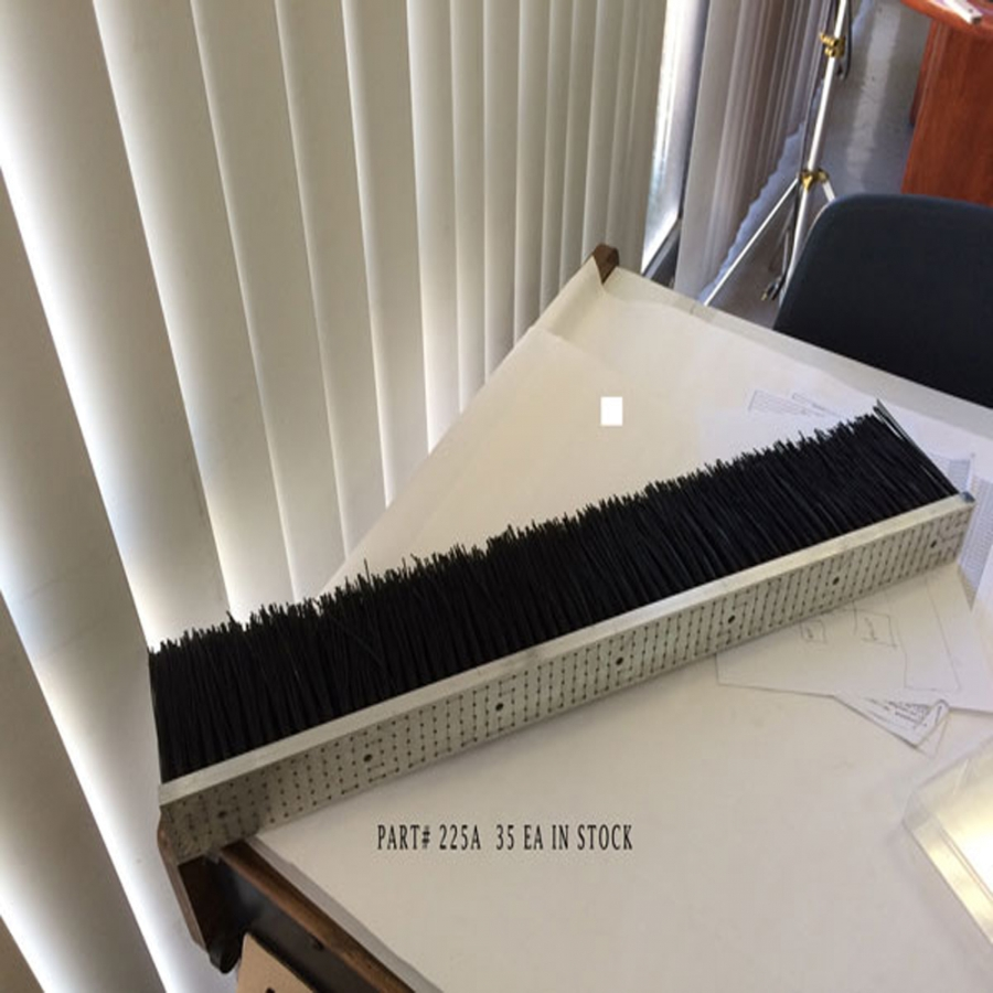 Aluminum Hand Tied Block Brush