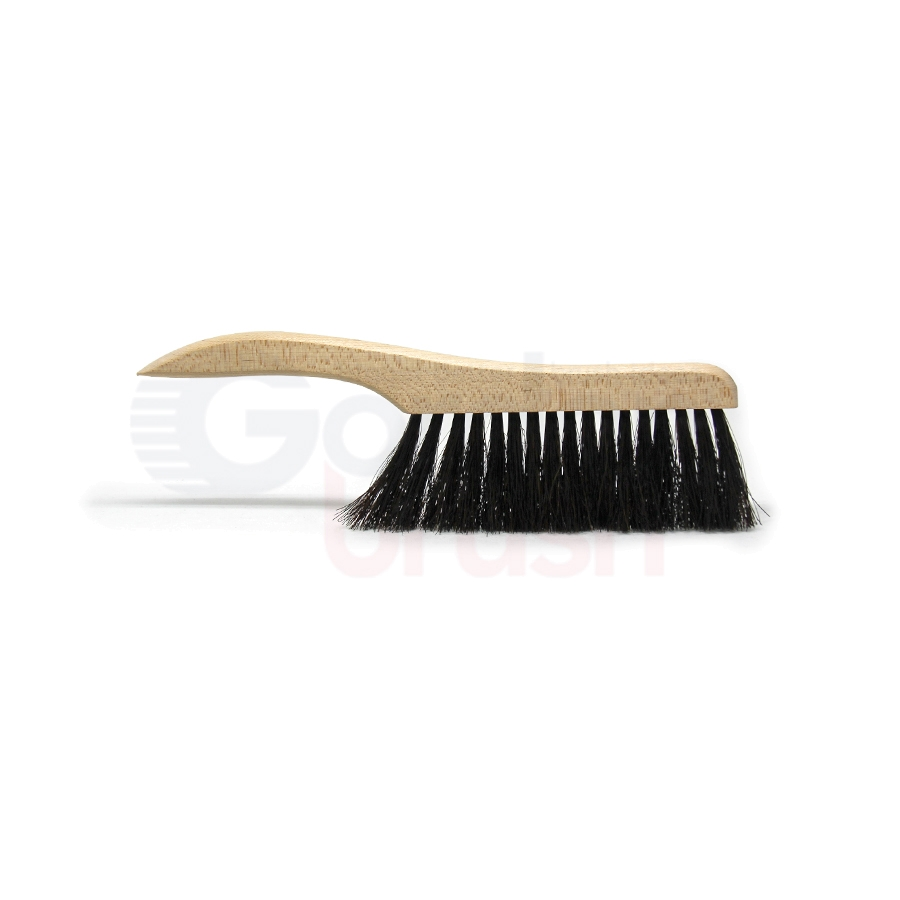 Drafter's Brush - Anti-static Horse Hair and Hardwood Handle 2