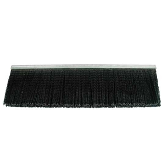 "Height .75"" No. 4 Channel Strip Brush - Horsehair"