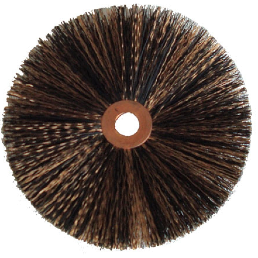 Phosphor Bronze Wheel Brush