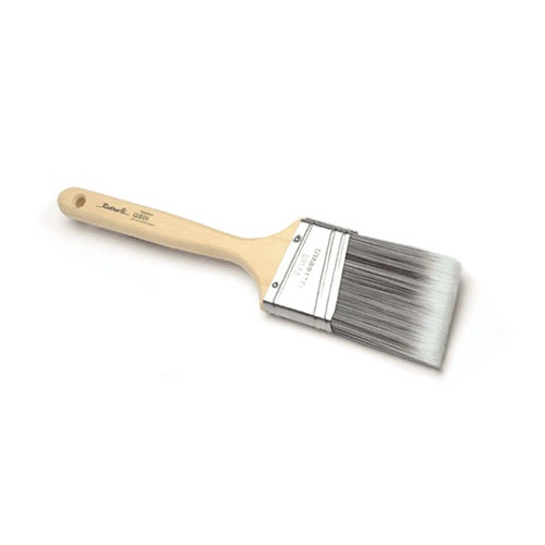 "2-1/2"" Queen Wood Paint Brush"