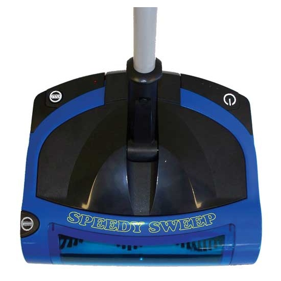 Speedy Sweep® Cordless Battery Operated Sweeper